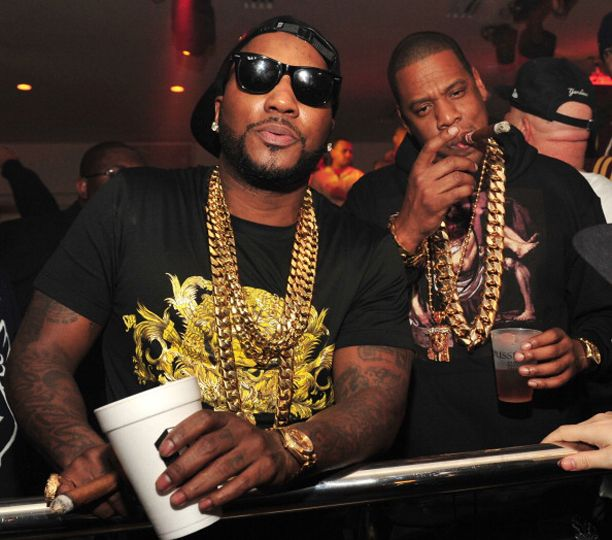 Jeezy and JayZ and D.C. nightclub political music