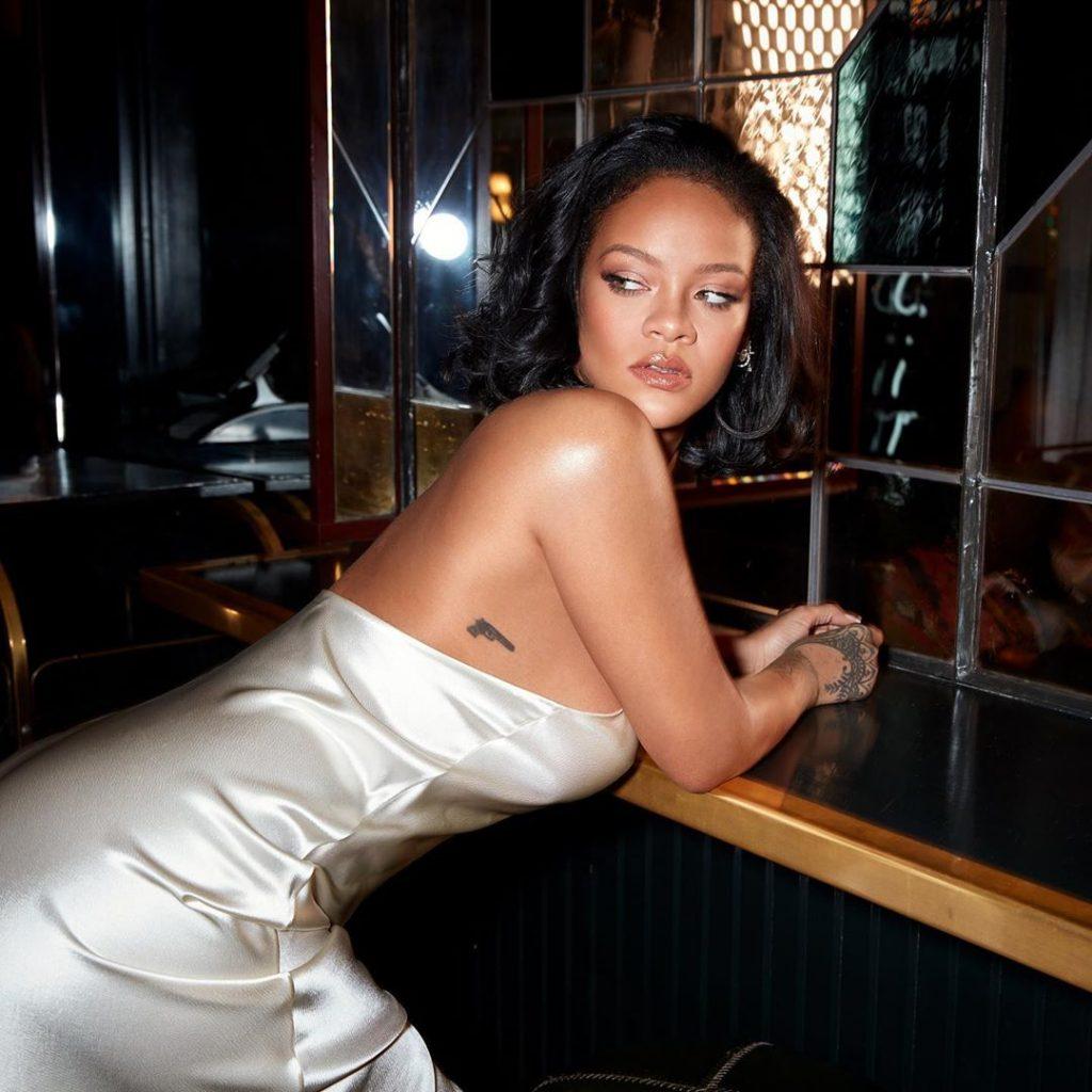 Rihanna top five beautiful women