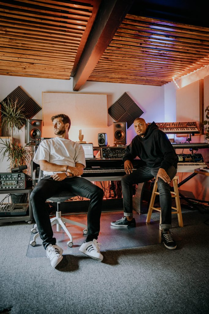 Grammy-nominated producer duo Rice N' Peas