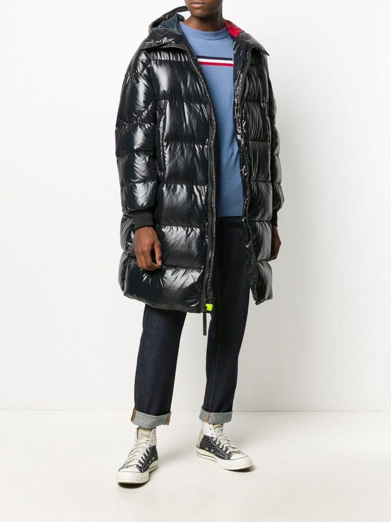 RossignolLong-sleeved Oversize winter Jacket