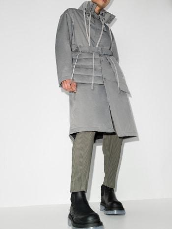 Craig Green Pocket Detail Trench Coat