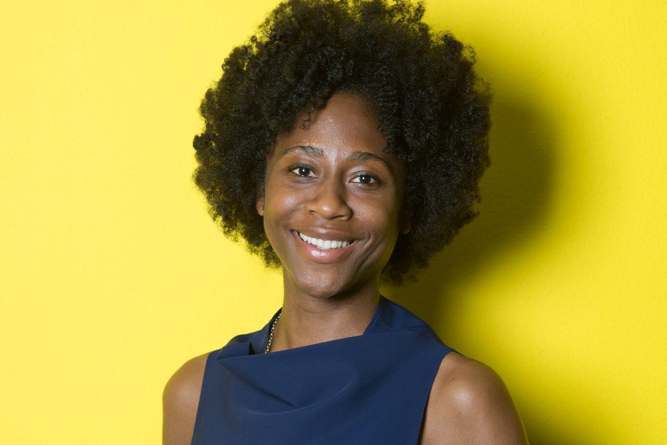 Naomi Beckwith, Director, Curator, GUGGENHEIM. PHOTO: Nathan Keay, MCA Chicago.