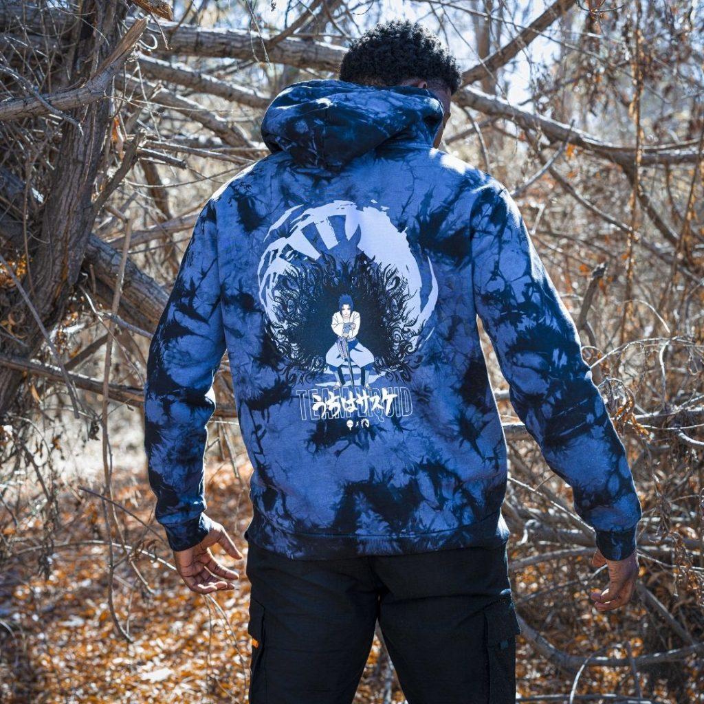 king vader sasuke hoodie