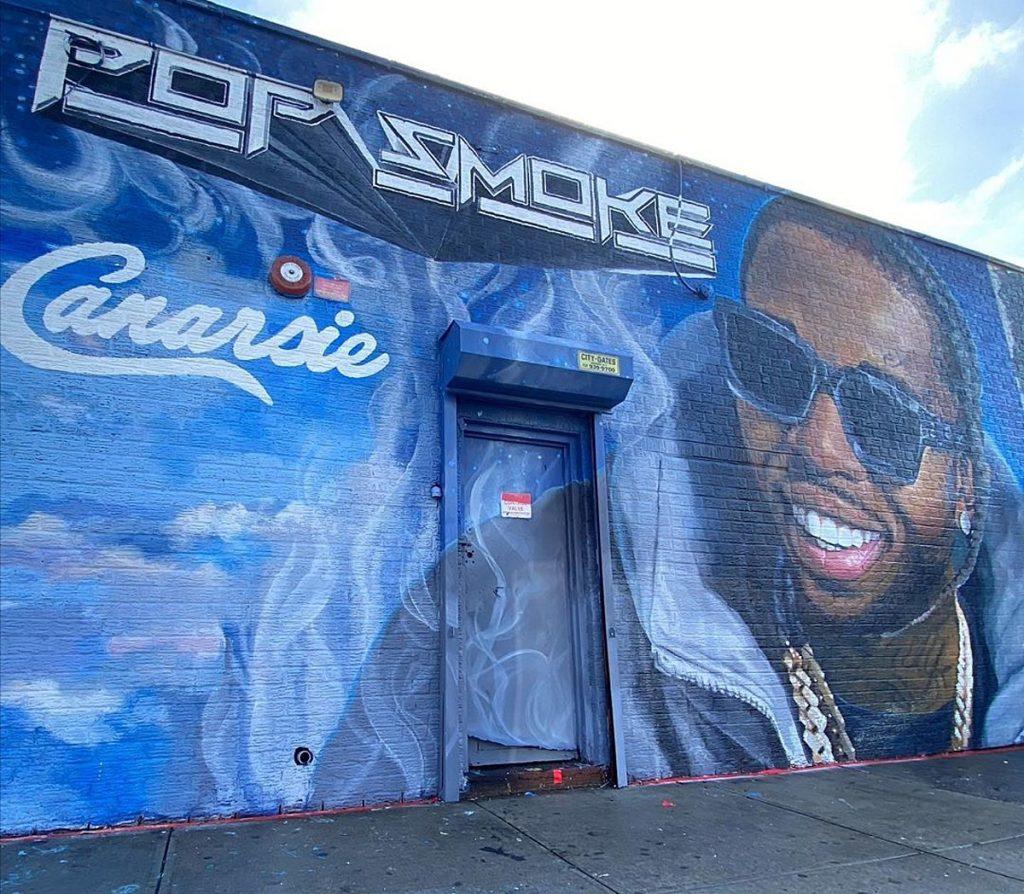 international drill music pop smoke influence