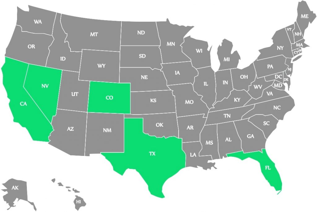 solar energy partners map