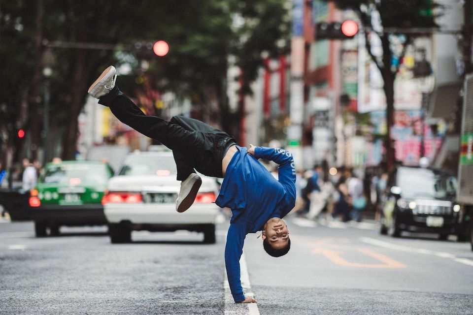 breakdancing photography