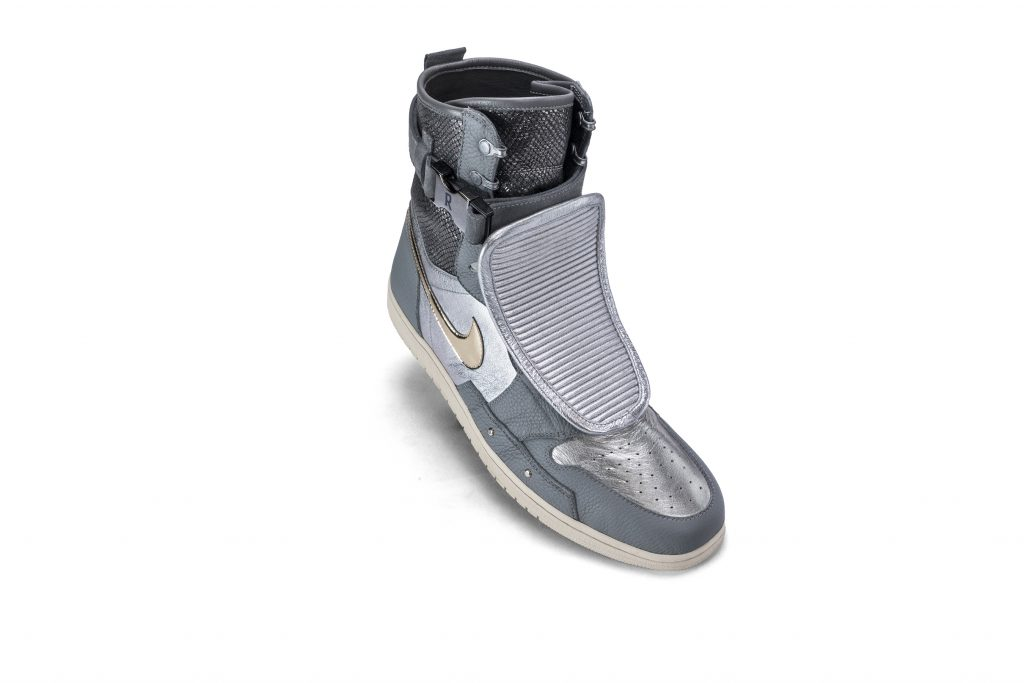 limited edition Nike Ruffles Armored Ridgetop