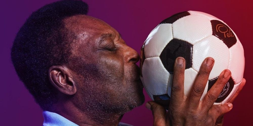 GOAT Pele enters crypto world to benefit those in poverty