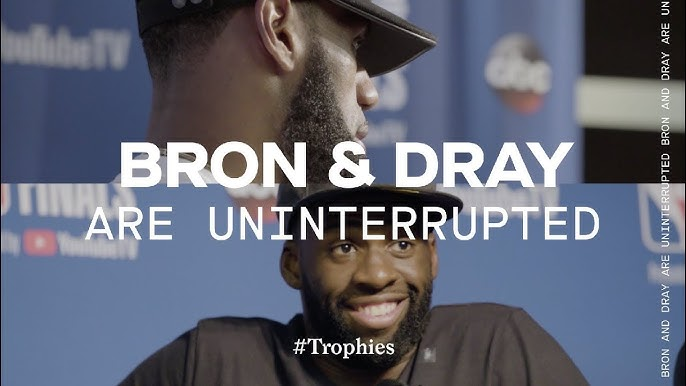 LeBron James and Draymond Green on Uninterrupted