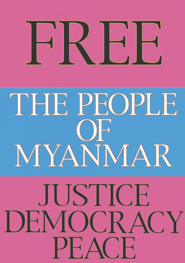 raising for myanmar
