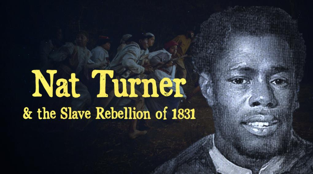 nat turner and the slave rebellion of 1831