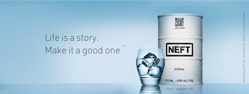 artisanal vodka