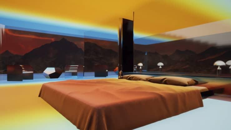 virtual getaway