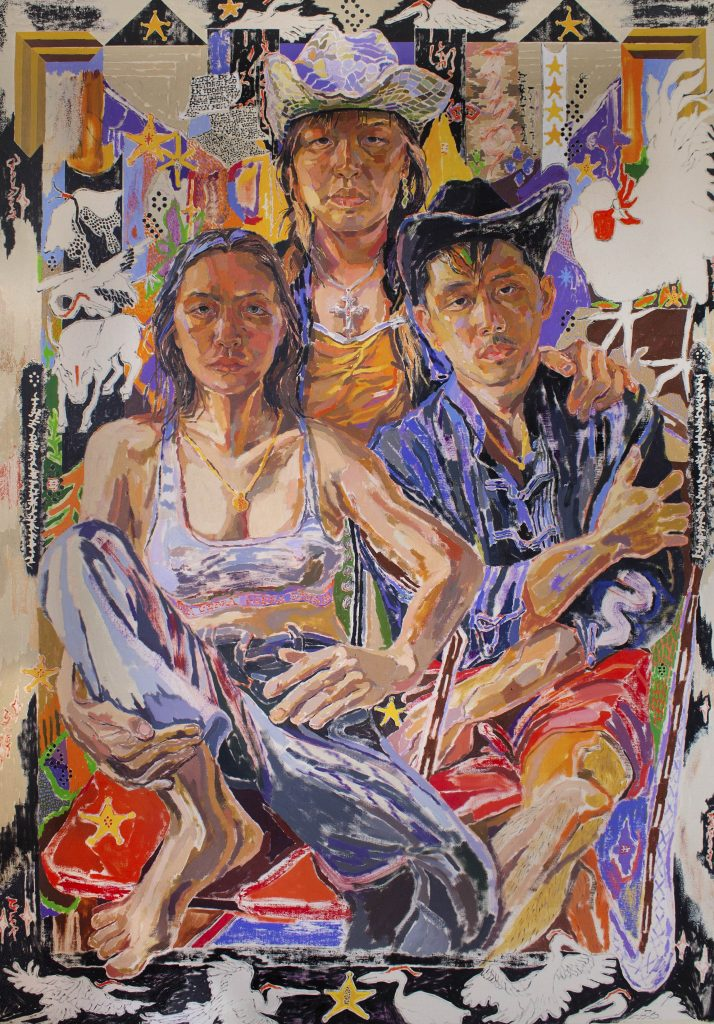 asian american painting