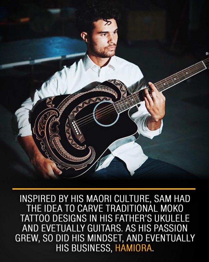 maori artist sam Mangakahia