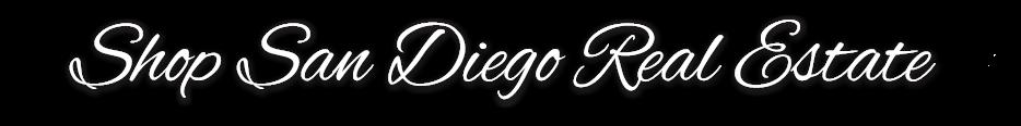 Shop San Diego Real Estate