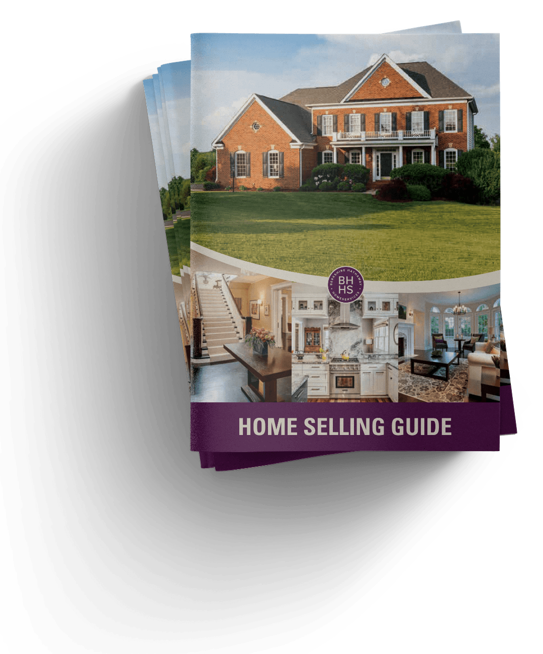 Free home selling guide from Berkshire Hathaway HomeServices Select Realty