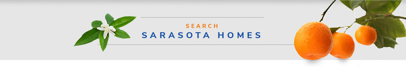Search Sarasota Homes