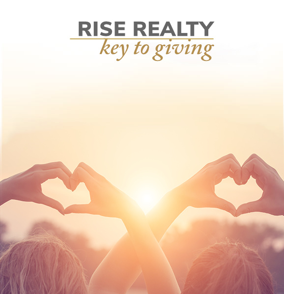 Rise Realty Cares