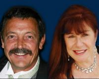 Louis van Tonder and Terri New Headshot