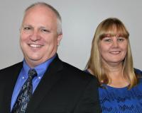 David and Donna Patterson Headshot