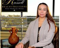 Sylviana Montano-Russell Headshot