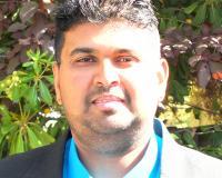 Vinay Reddy Headshot