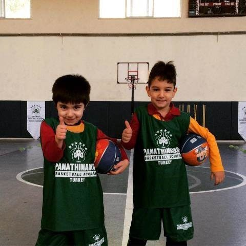 PANATHINAIKOS BASKETBALL ACADEMY TURKEY