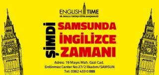 SAMSUN ENGLISH TIME