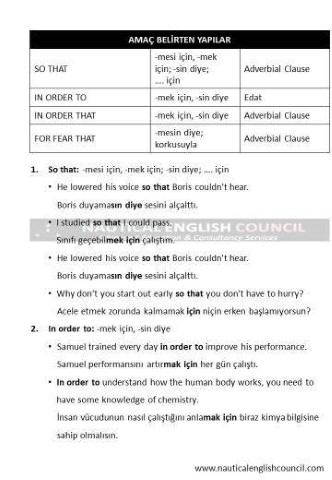 NAUTICAL ENGLISH COUNCIL