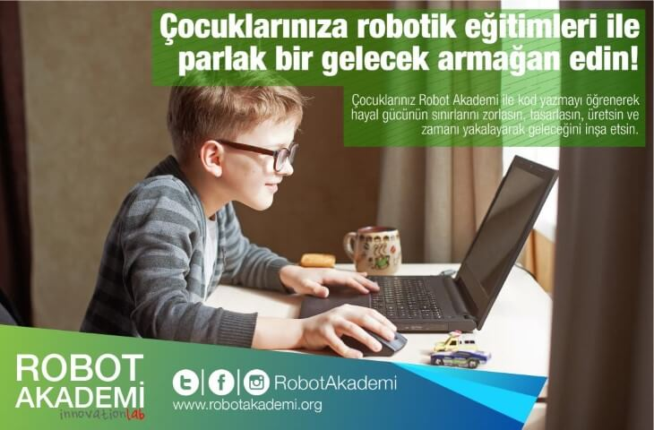 Robot Akademi InnovationLab