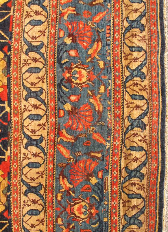 "Antique Bidjar Rug - F-0402 | Bidjar - 13'2"" x 25'0"" 
