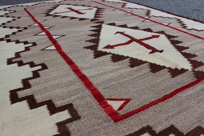 Antique navajo rug ebd 1004 navajo 4 39 0 x 6 39 0 for Navajo rug coloring page