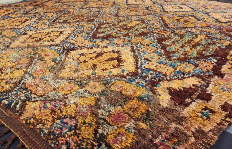 "Vintage  Rug - LCB-136638 |  - 7'9"" x 8'0"" 