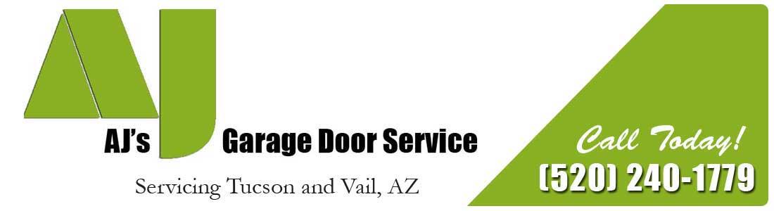 Tucson Garage Door Repair Services With Ajs