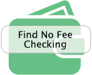 no fee checking account