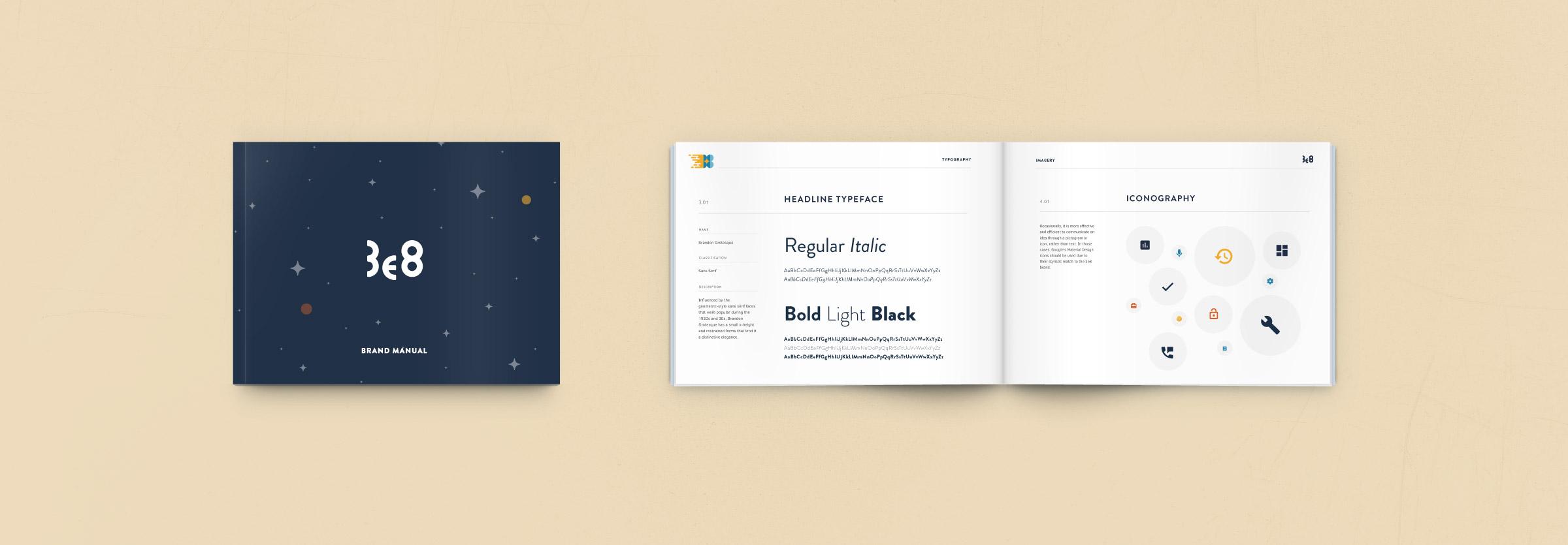Image 3e8 Brand Book