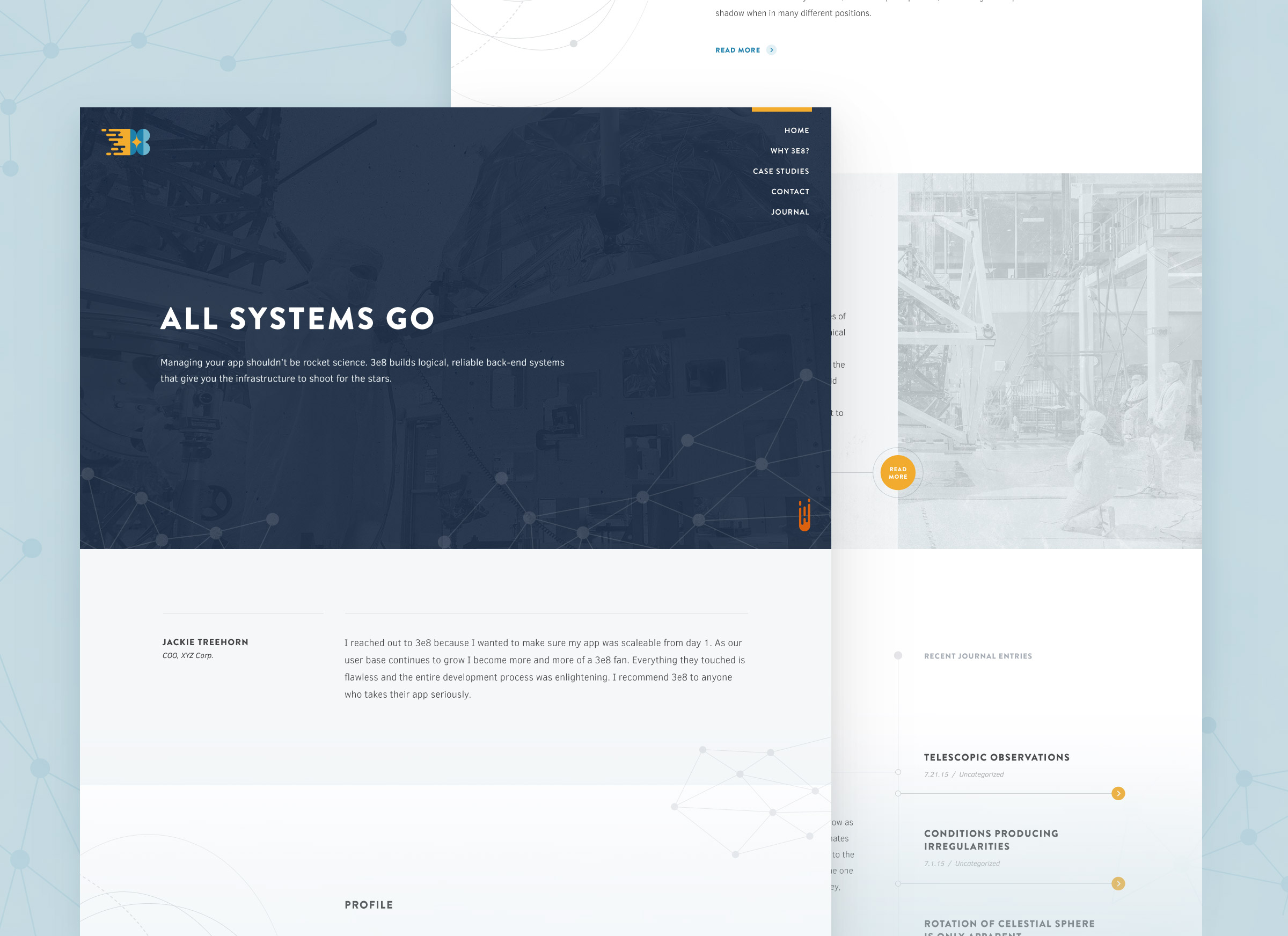 Image 3e8 Homepage