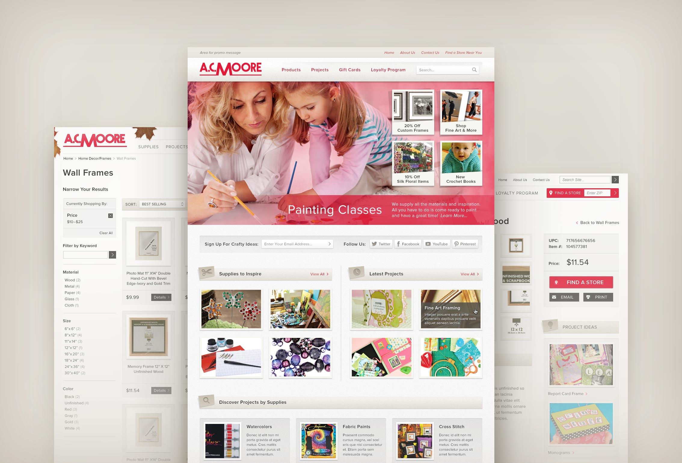AC Moore Design