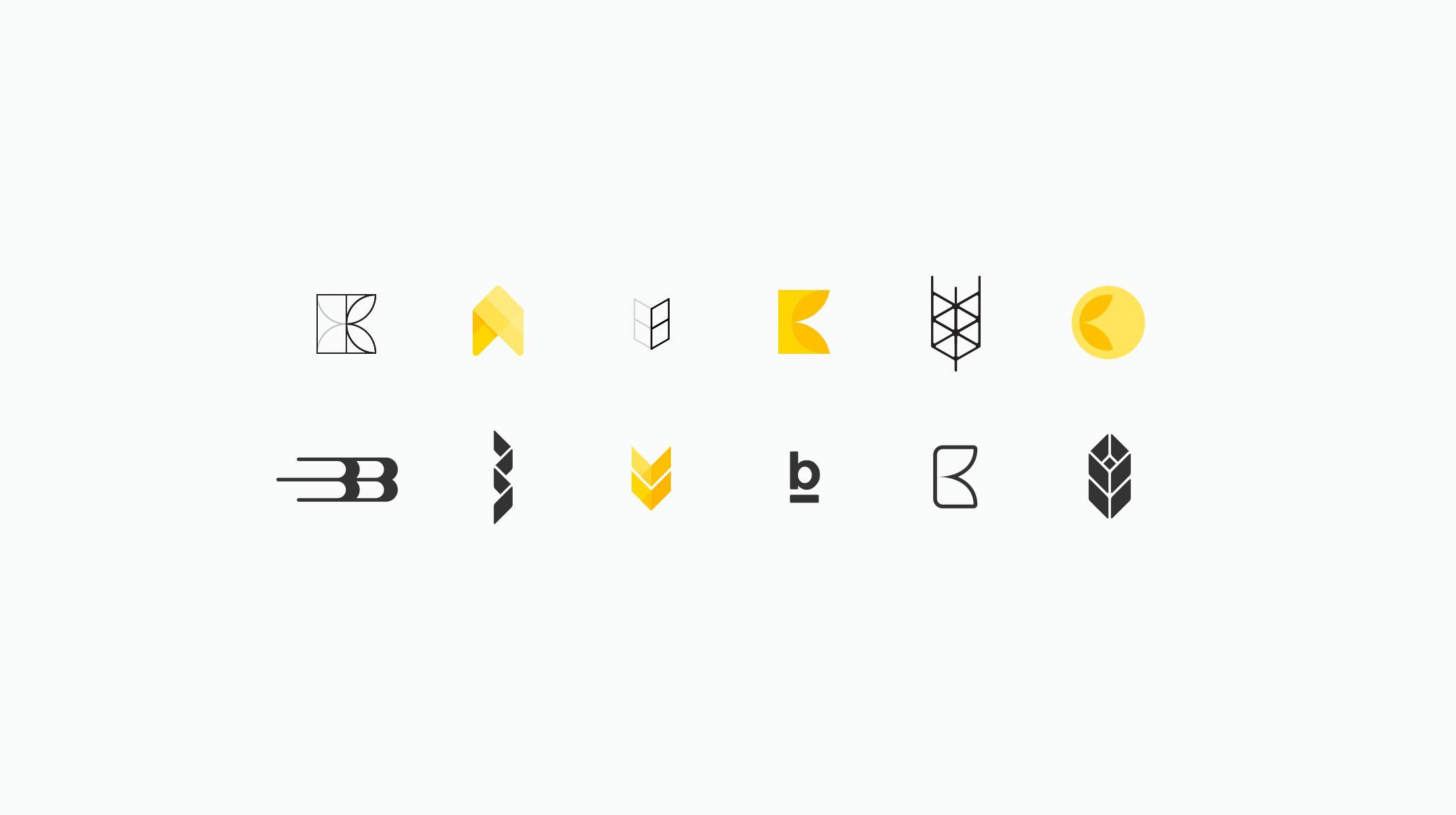 Image Barley v2 Logo Concepts