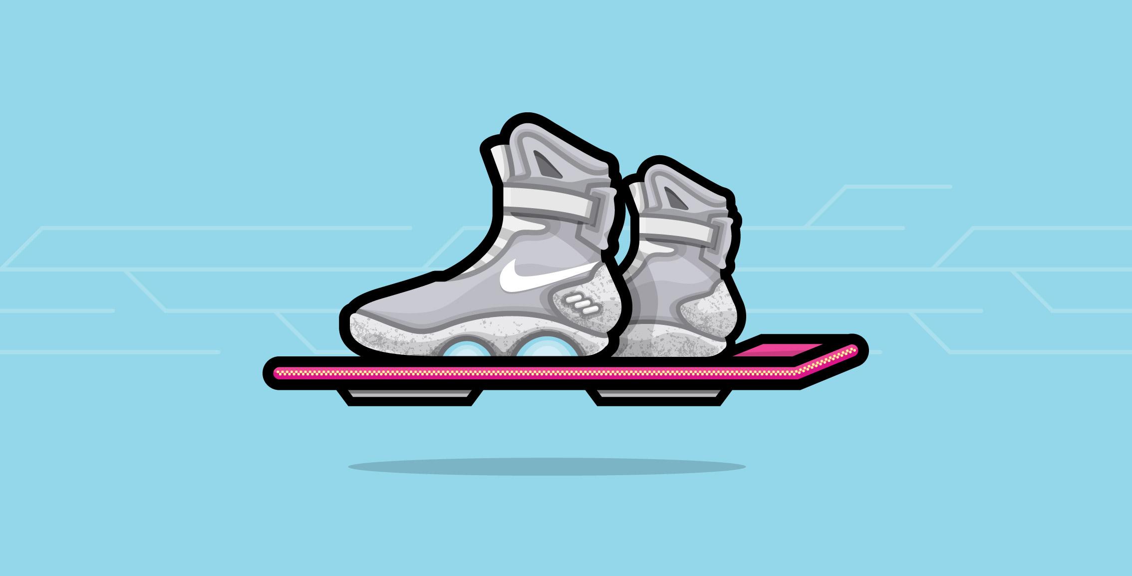 Marty's 2015 Nikes