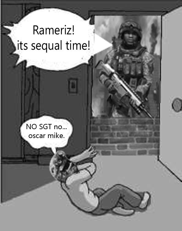 What Does Oscar Mike Mean >> Sledgehammer Why Modern Warfare 3 Is Better Than
