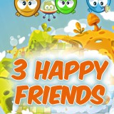 3 Happy Friends
