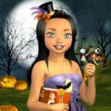 Avie: Halloween Style