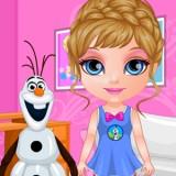 Baby Barbie Hobbies Frozen Tshirt