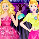Barbie and Ellie Party Night Prep