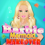 Barbie Mermaid Makeover