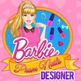 Barbie Prom Nails Designer