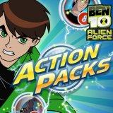 Ben 10 Alien Force. Action Packs