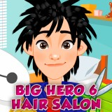 Big Hero 6 Hair Salon